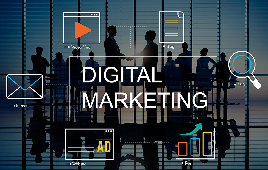 How digital marketing  will impact on your business in 2021?